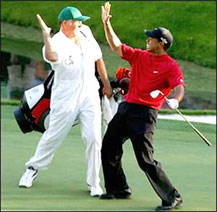 See if Tiger can do it again