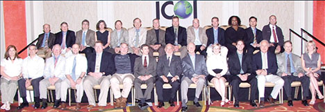 TDI Graduate Group Photo at ICOI annual meeting