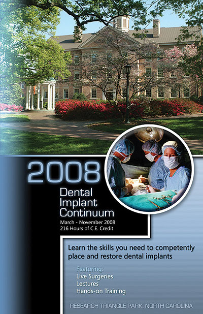 2008 Dental Implant Continuum