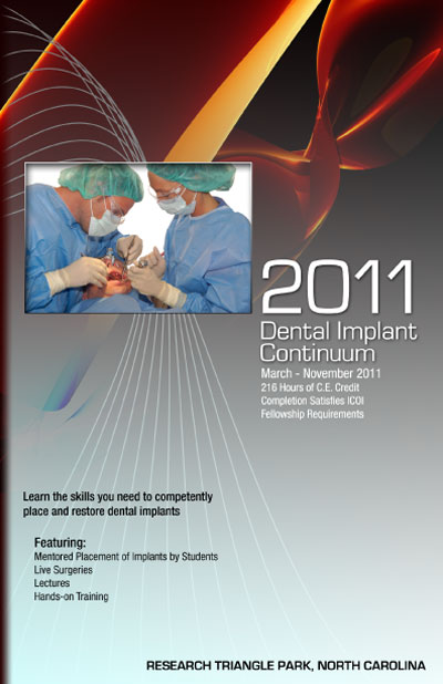 2011 Dental Implant Continuum