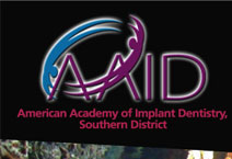 American Academy of Implant Dentistry, Southern District